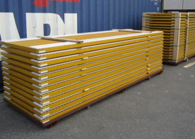 subsea grating