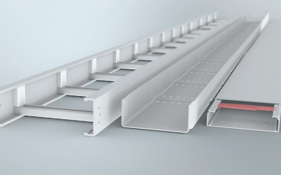 GRP Cable tray systems