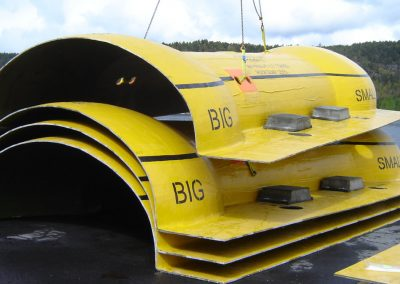 GRP Subsea Cover