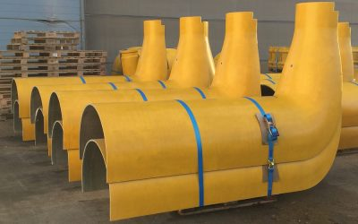 Protection Cover for Subsea wellhead jumper