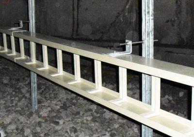 glassfiber kabelstige