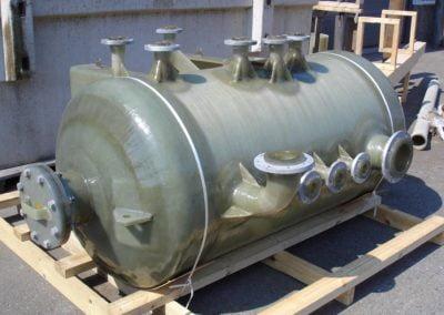Glycol grp tank